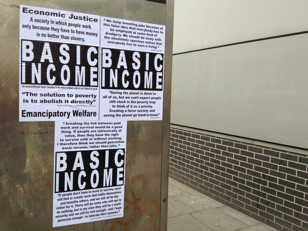 Basic income in the 'long now': three critical considerations for the future(s) of alternative welfare systems