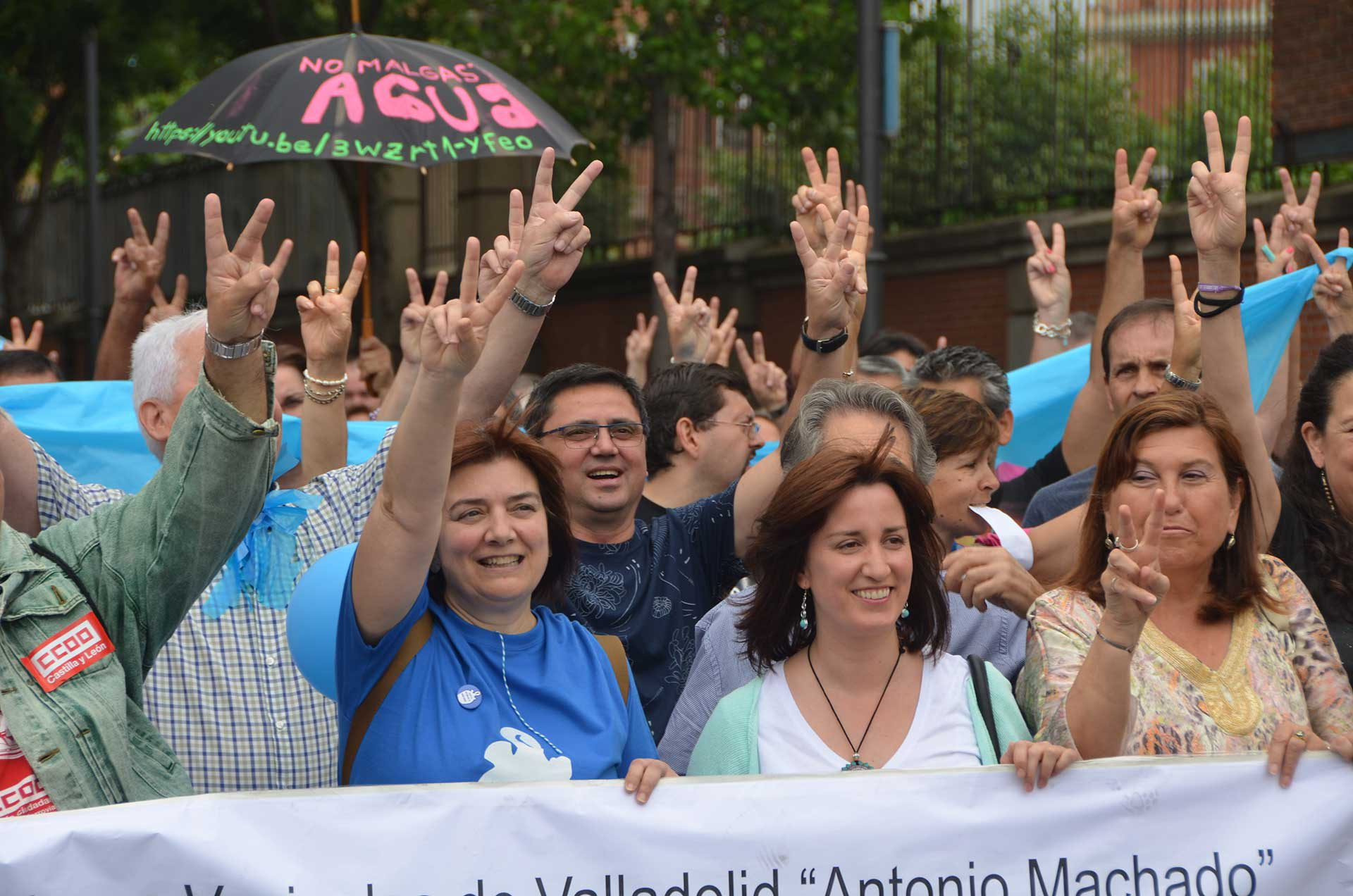 Valladolid, Spain: Residents regain public control of water