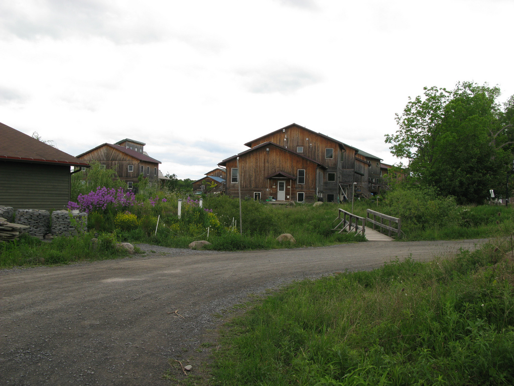 The re-emergence and growth of cooperative housing and intentional communities