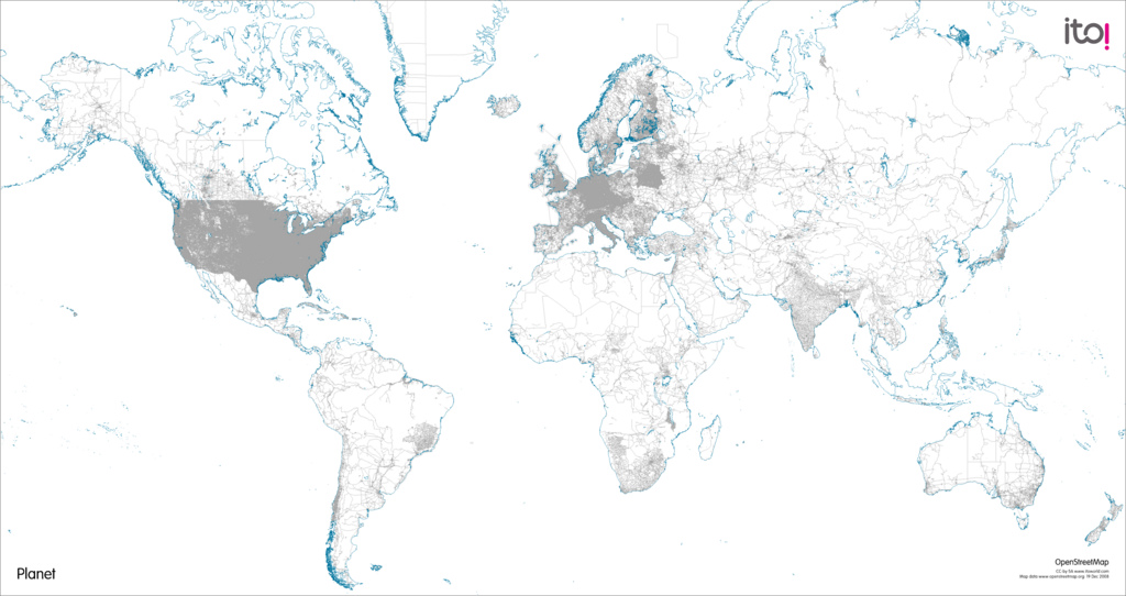 Patterns of Commoning: Commoning in Times of Disaster – The Humanitarian OpenStreetMap Team
