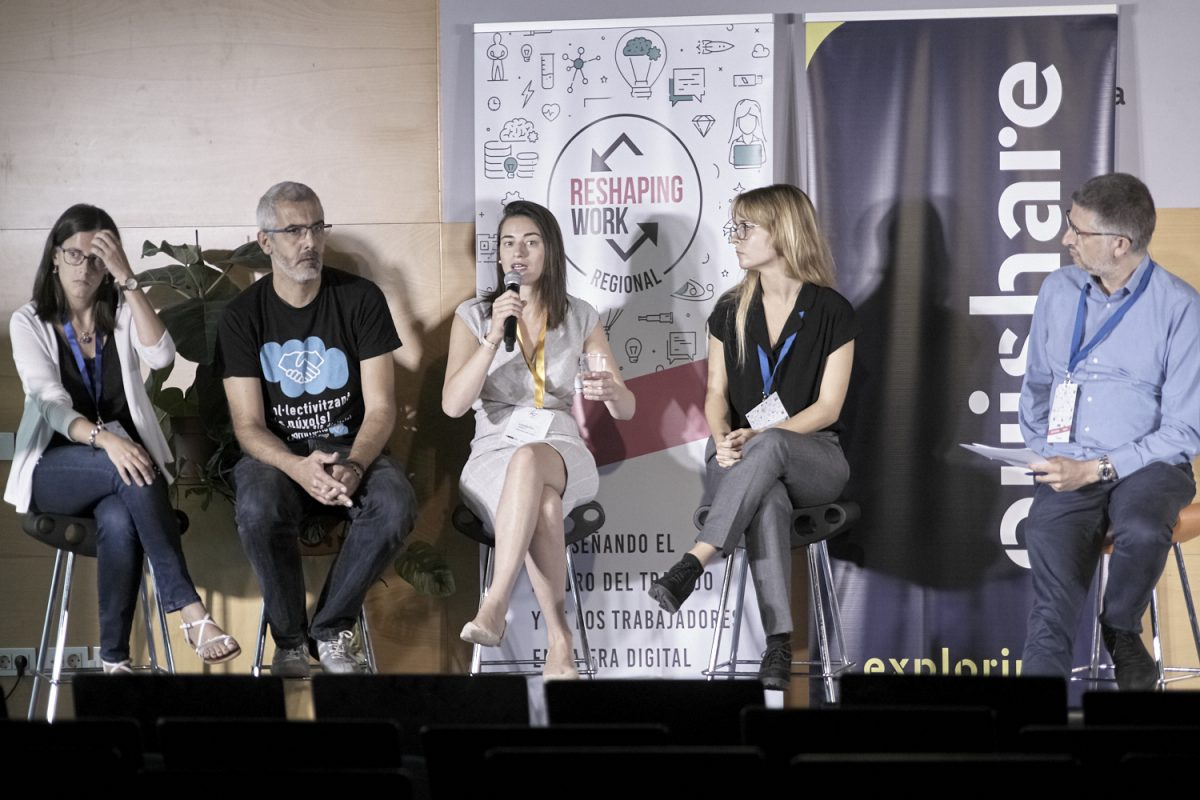 Prospective future of platform cooperatives: my takeaways from Reshaping Work Barcelona 2019
