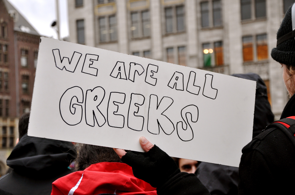 Greece: Solidarity for All (1): The state of the solidarity economy