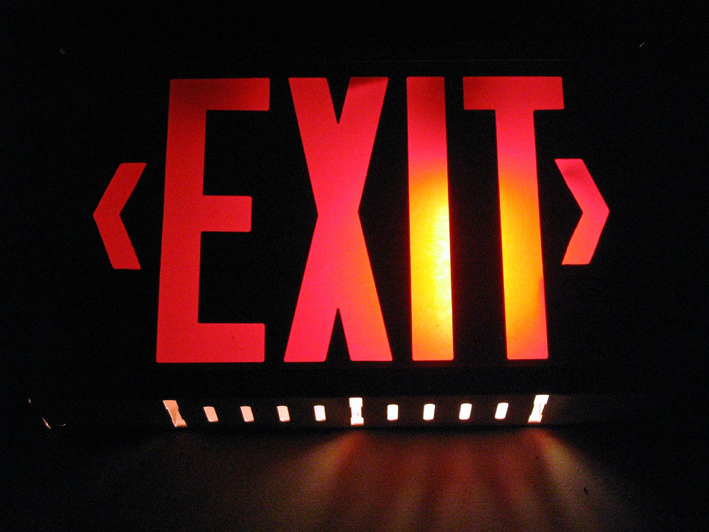 Movement of the Day: The exit strategy of the New Associationist Movement