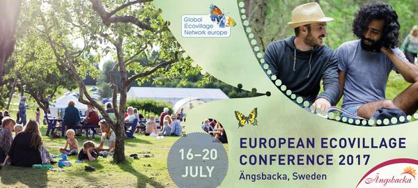European Ecovillage Conference 2017- Ӓngsbacka, Sweden