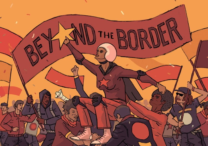 ROAR Issue #8 : Beyond the Border