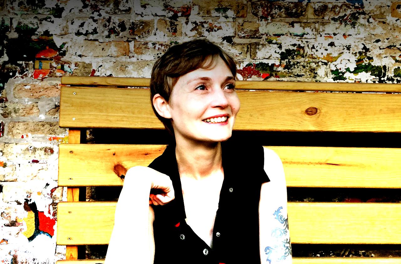 Team Human 8: Heather Dewey- Hagborg on transdisciplinary art and bio-hacking