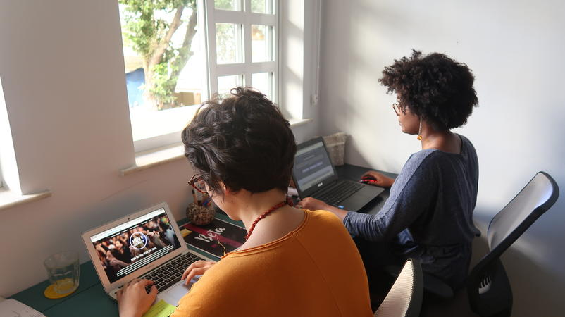 This collaborative mapping platform in Brazil connects survivors of violence with support services