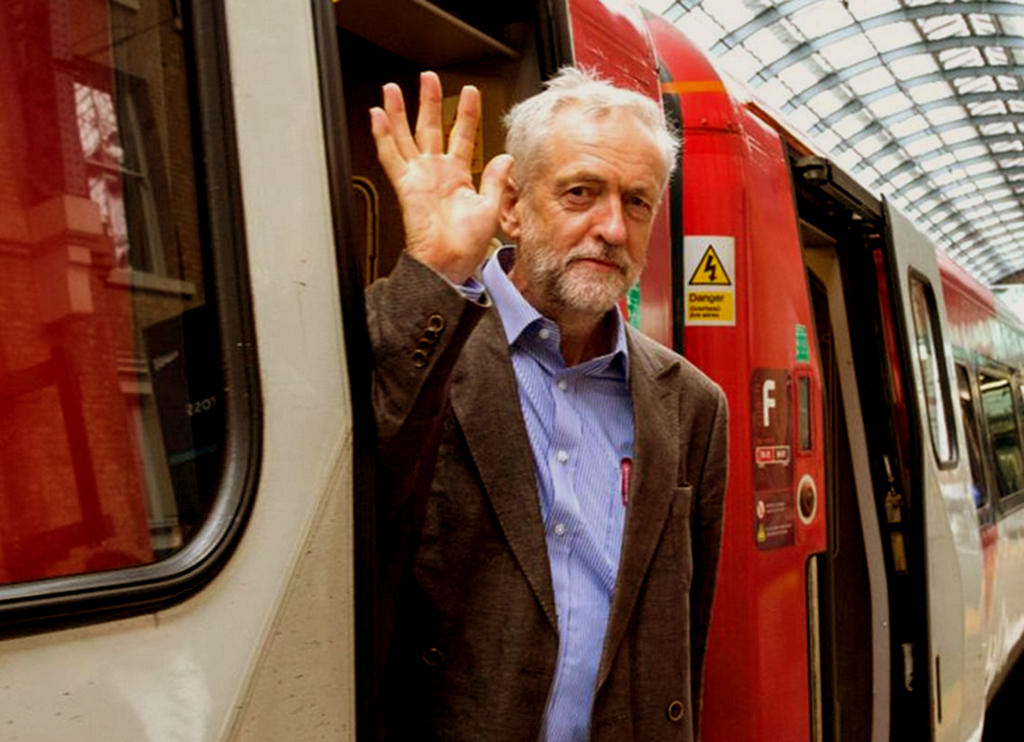 The Momentum behind the Jeremy Corbyn movement