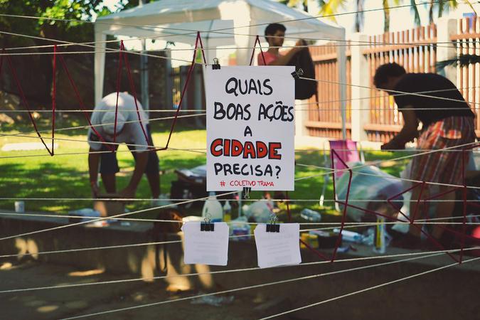Trama: Netweaving and Collaboration in Rio de Janeiro