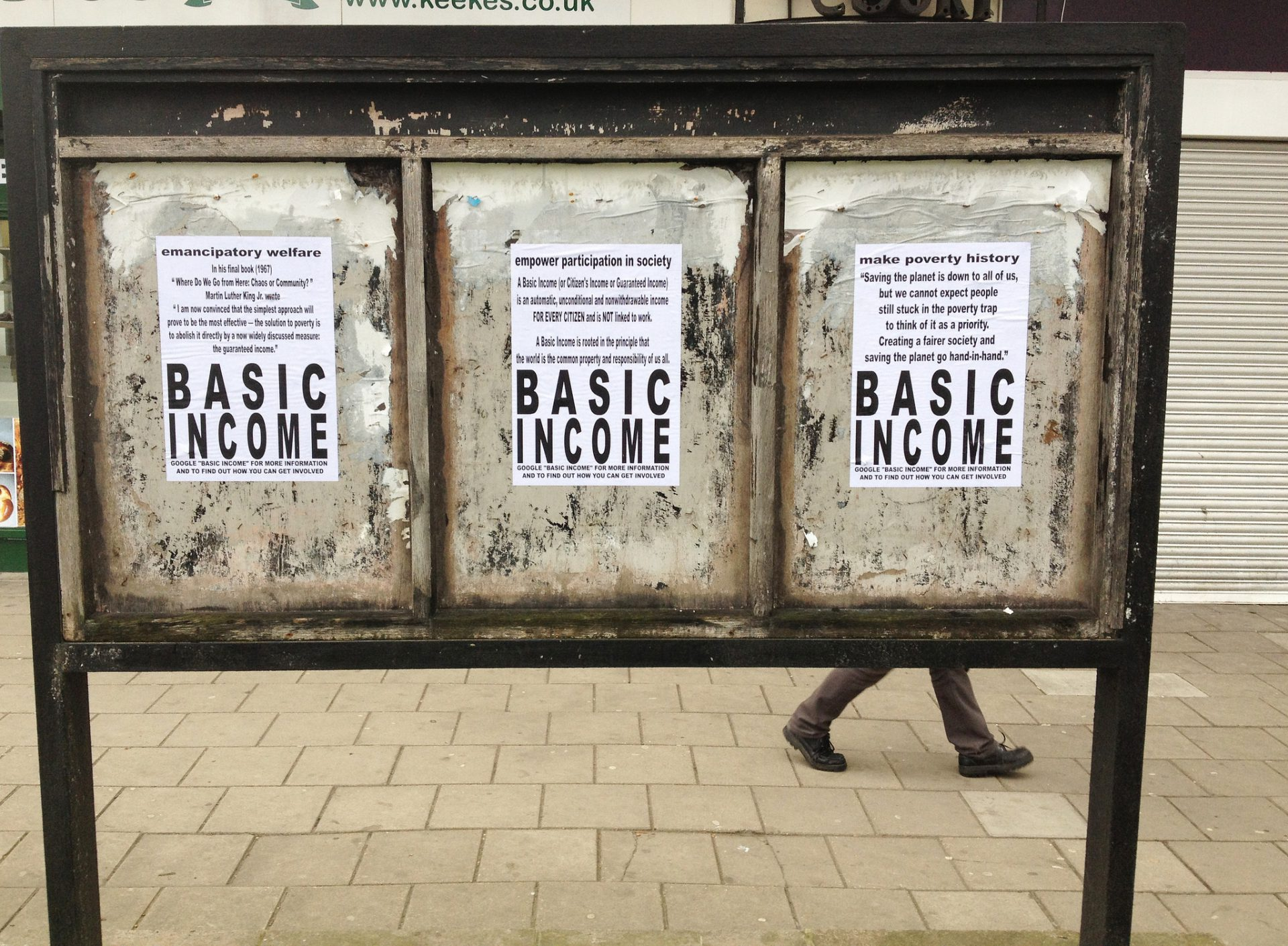 Getting to the heart of Universal Basic Income