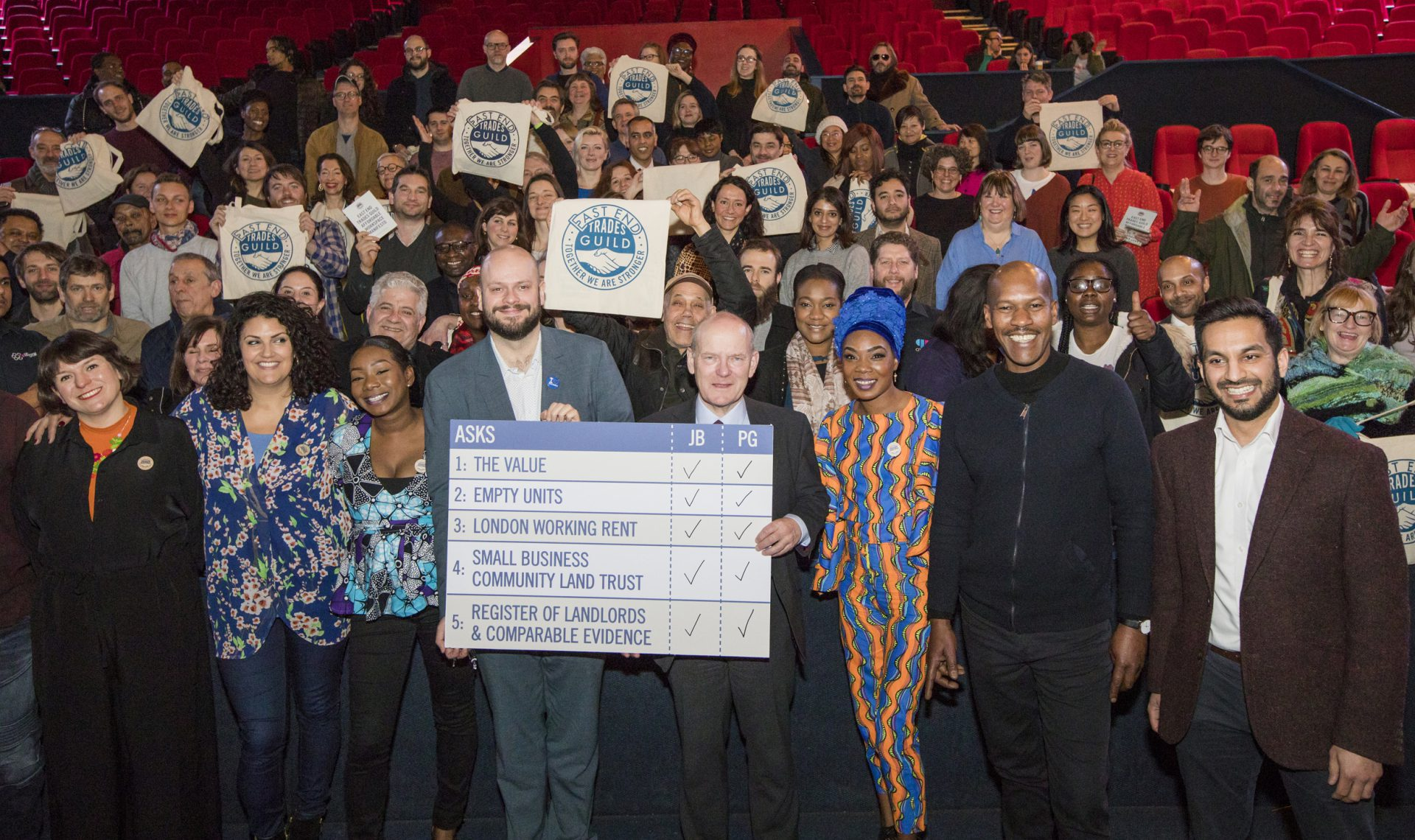 Good work across the globe – introducing the future work awards