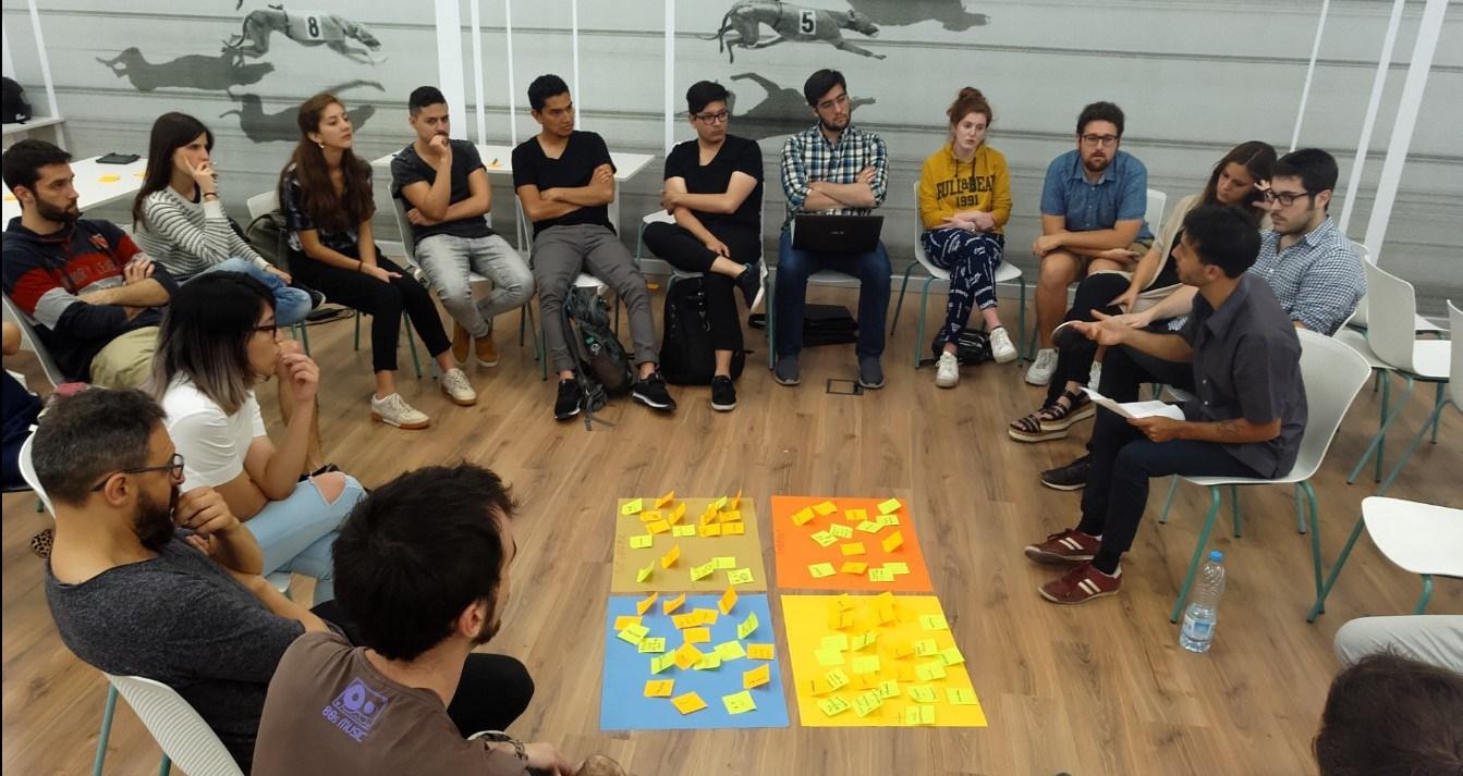 Barcelona, Spain:  Juegos del Común – Asociación Arsgames