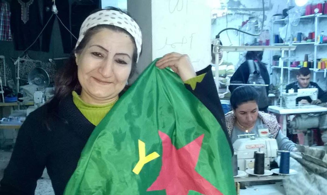 Women's co-operatives in Rojava